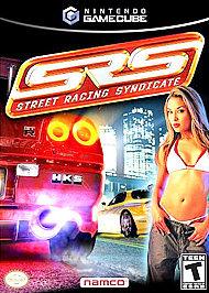 SRS: Street Racing Syndicate
