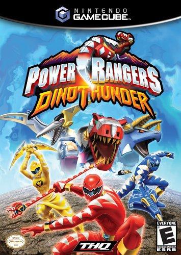 Power Rangers: Dino Thunder
