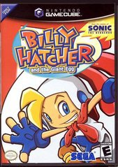 Billy Hatcher and Giant Egg