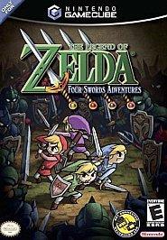 Zelda: Four Swords