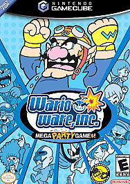 Wario Ware Inc Mega Party Game