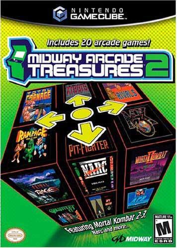 Midway Arcade Treasures 2