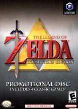 Zelda: Collectors Edition