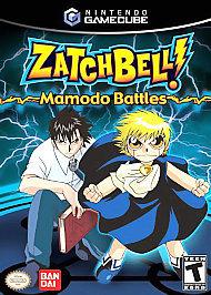 Zatchbell!: Mamodo Battles