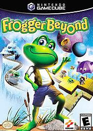 Frogger Beyond