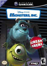 Monsters Inc: Scream Arena