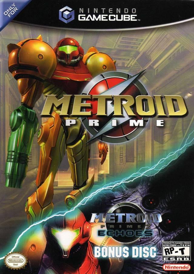 Metroid Prime w/ Bonus Disc