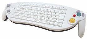 Ascii Keyboard Controller