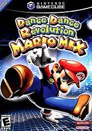 Dance Dance Mario Mix DDR