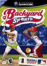 Backyard Sports Baseball 2007