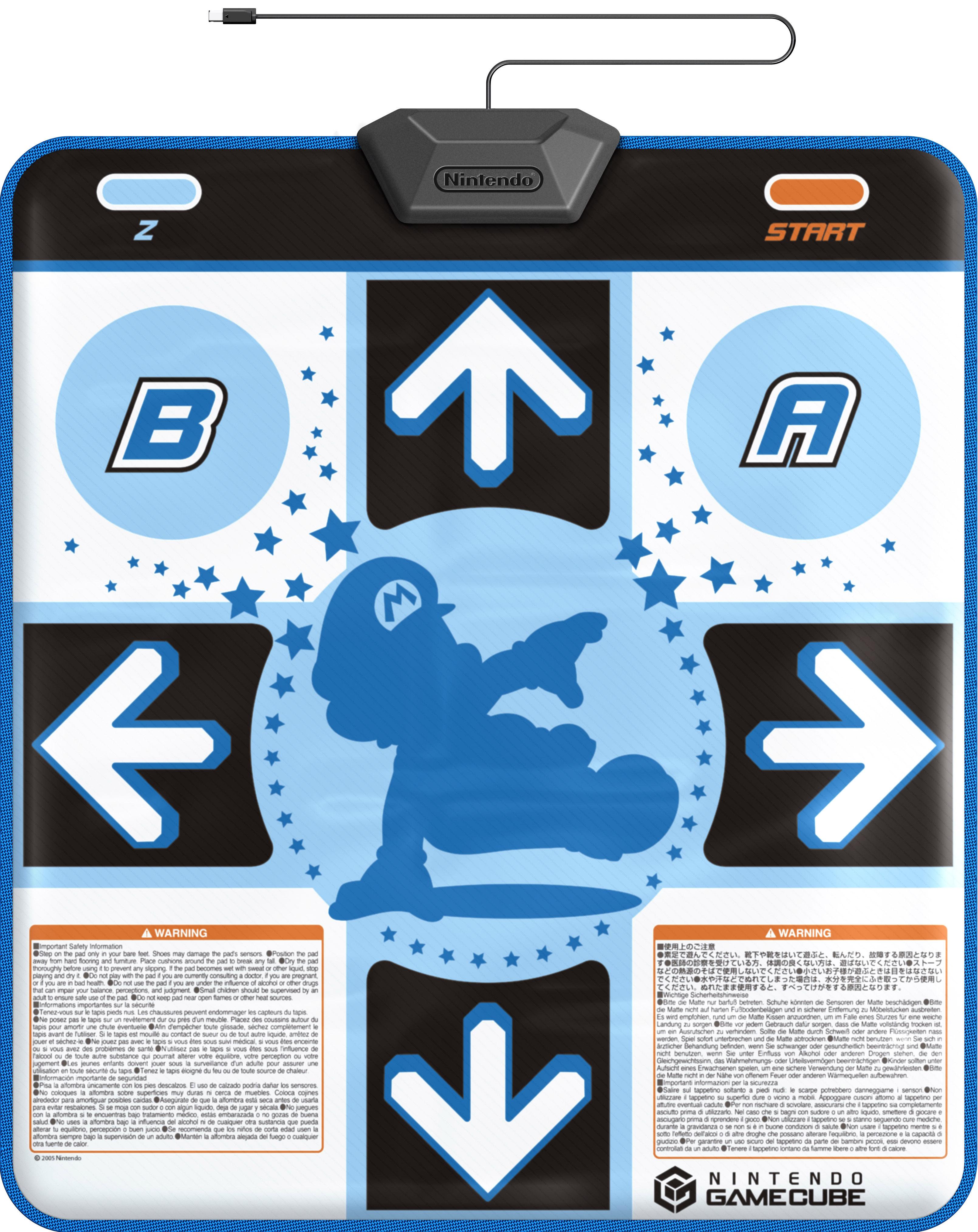 DDR Dance Mat Pad - Nintendo