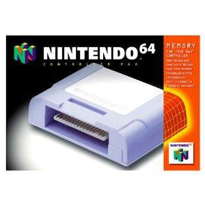 Memory Card - Nintendo Brand