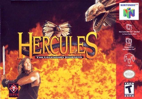 Hercules The Legendary Journey