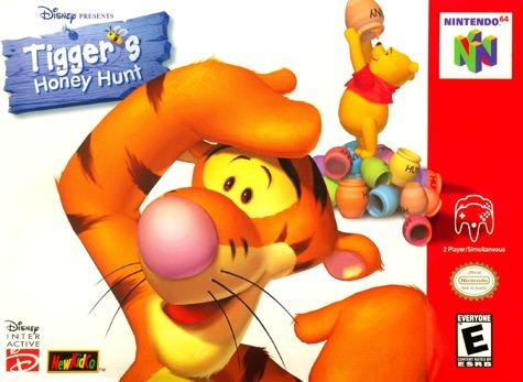 Disneys Tiggers Honey Hunt