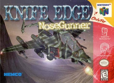 Knife Edge Nosegunner