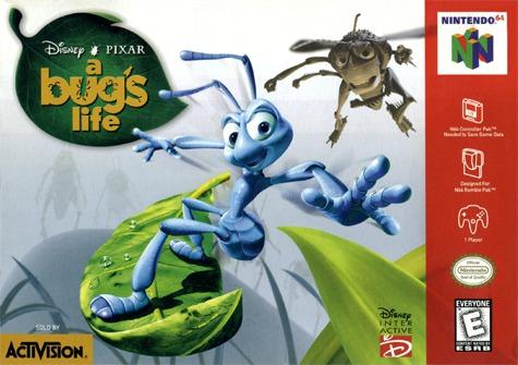 Disneys A Bugs Life