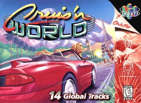 Cruisn World