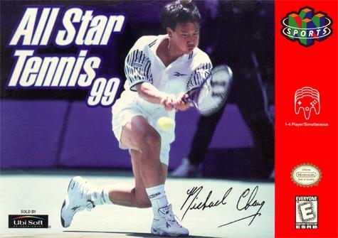 All-Star Tennis 99
