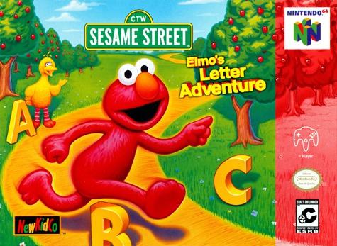 Elmos Letter Adventure
