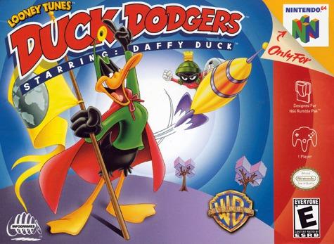 Looney Tunes Duck Dodgers