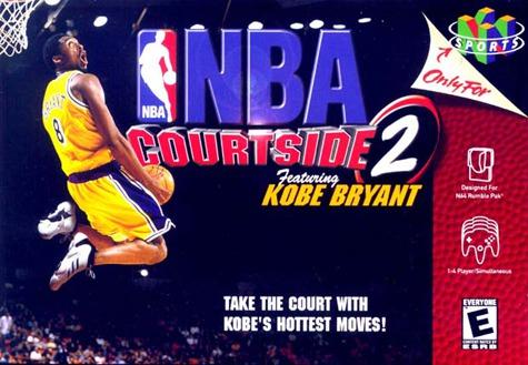 NBA Courtside 2