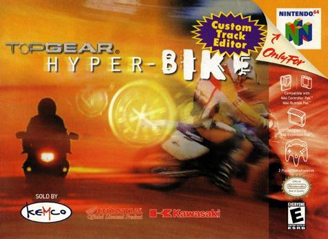 Top Gear Hyperbike