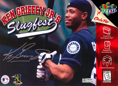 Ken Griffey Jr.s Slugfest