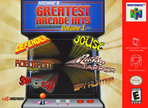 Midways Greatest Arcade Hits
