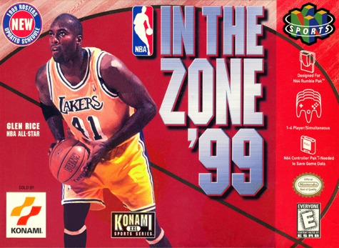 NBA In the Zone 99