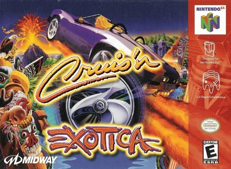 Cruisn Exotica