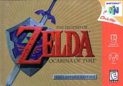 Zelda: Ocarina of Time Gold