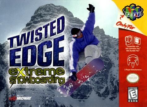 Twisted Edge