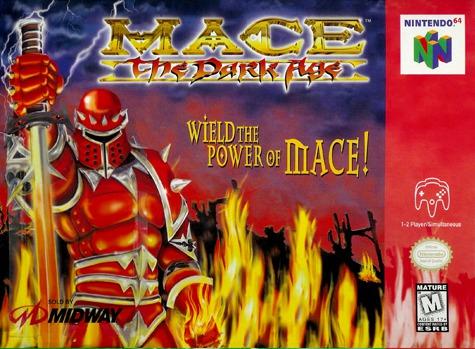 Mace The Dark Age