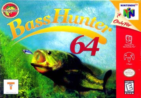 Bass Hunter 64