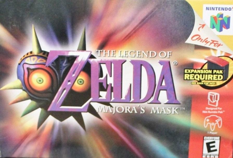 Zelda: Majoras Mask