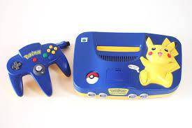 Pikachu N64 Jumper Bundle