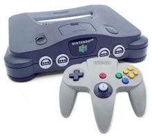 N64 Console Expansion Bundle