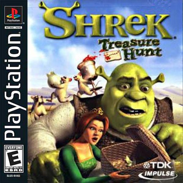 Shrek Treasure Hunt