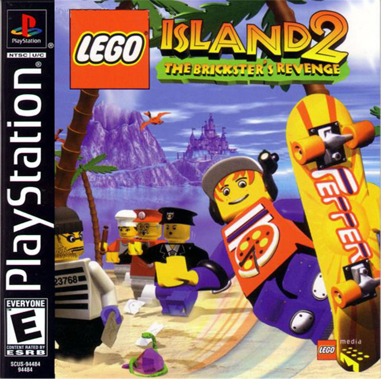 Lego Island 2
