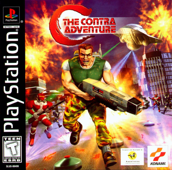 C: Contra Adventure, The