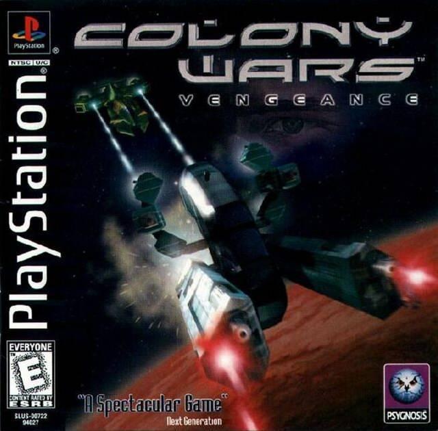 Colony Wars Vengeance