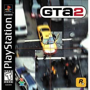 Grand Theft Auto GTA 2