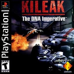 Kileak The DNA Imperative