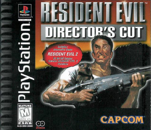 Resident Evil Directors Cut