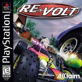 Revolt Racing