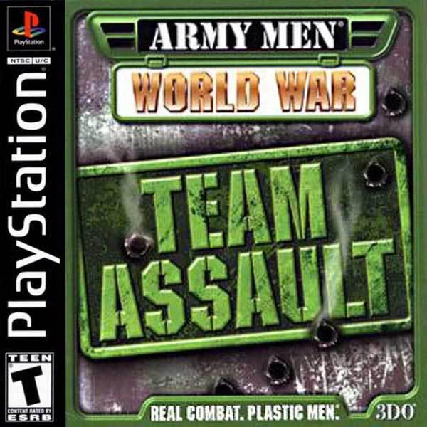 Army Men World War