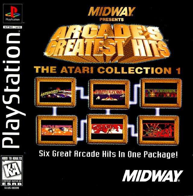 Arcades Greatest Hits