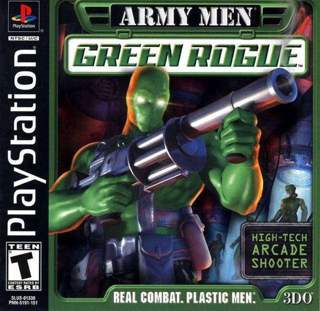 Army Men: Green Rogue