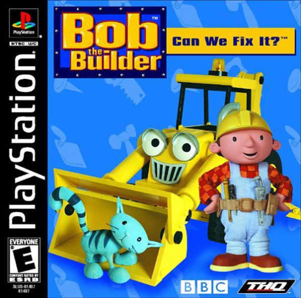 Bob The Builder: Can We Fix It