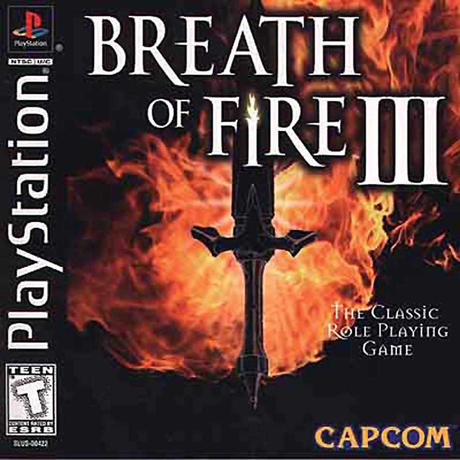 Breath of Fire III 3